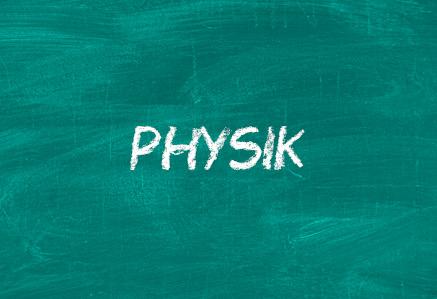 Nachhilfe Landshut - Nachhilfefächer Physik