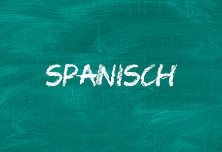Nachhilfe Landshut - Nachhilfefächer Spanisch